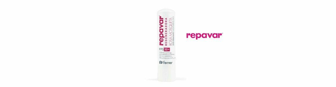 repavar stick labial hidratante fps50 oleo rosa mosqueta