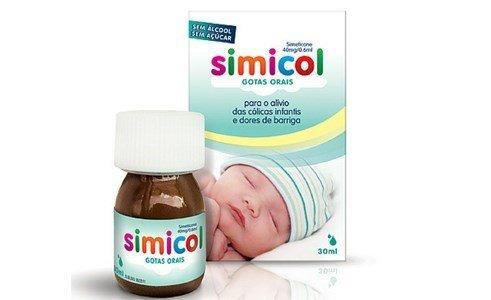 simicol gotas orais colicas infantis