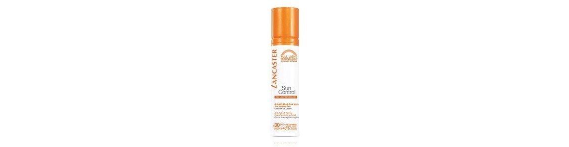 sun control creme protetor solar rosto lancaster