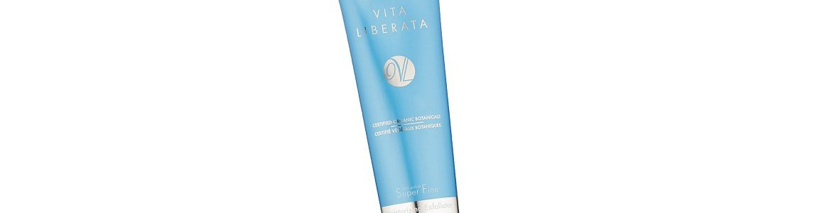 super fine skin polish esfoliante hidratante vita liberata
