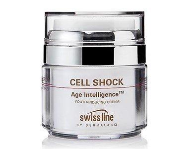swiss line cell shock age intelligence creme indutor juventude