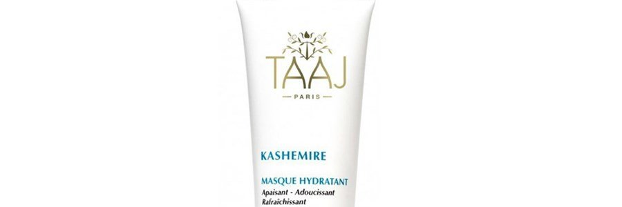 taaj masque hydratant