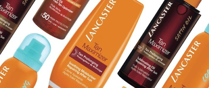 tan maximizer hidratante after sun lancaster