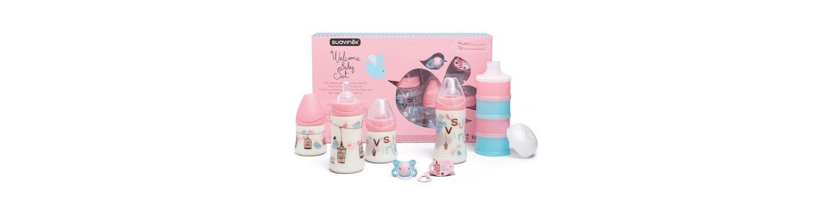 welcome baby set conjunto bebe suavinex