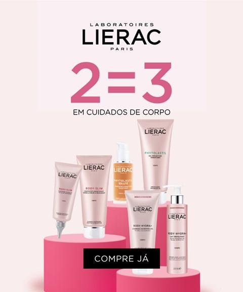 Lierac | 2=3 | corpo