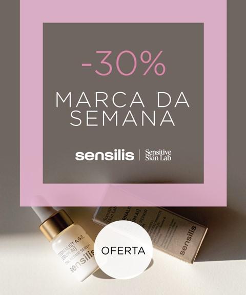 Sensilis | -30%  + oferta travel size