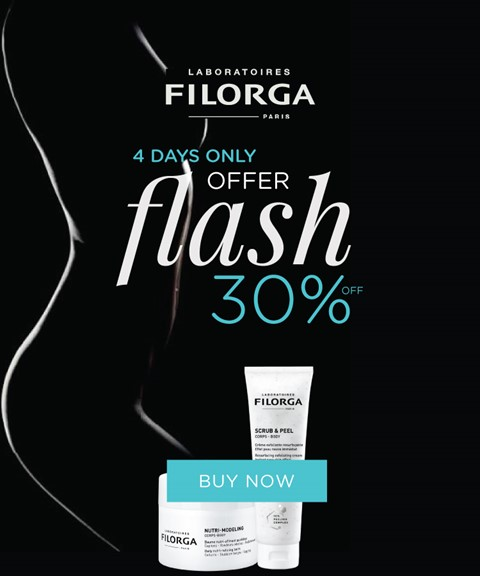 Filorga | 30% off | flash offer